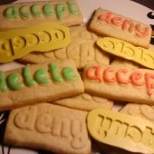 cookies in Italy
