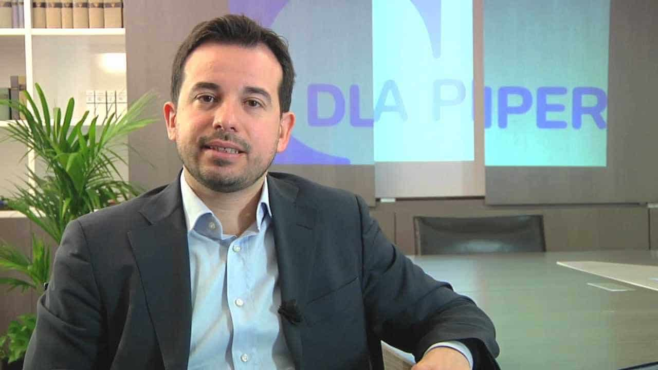Photo of Giulio Coraggio @ICE Gaming – Cybercrime and Security in Gaming