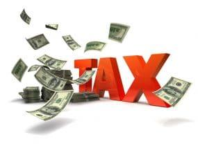 gaming taxes