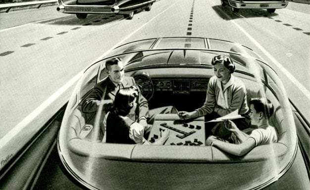 self-driving cars future