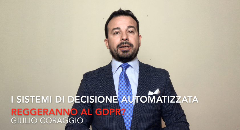 Photo of L'intelligenza artificiale e il machine learning reggeranno al GDPR?