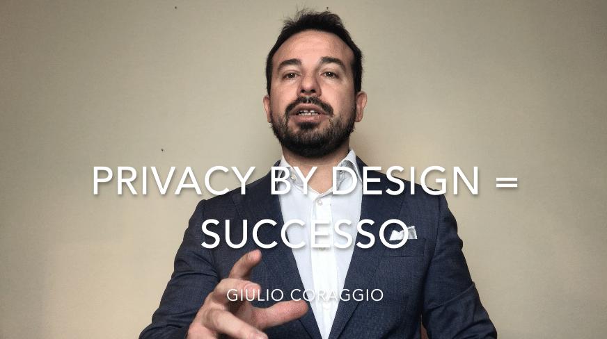 privacy by design successo
