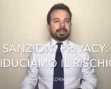 sanzioni privacy