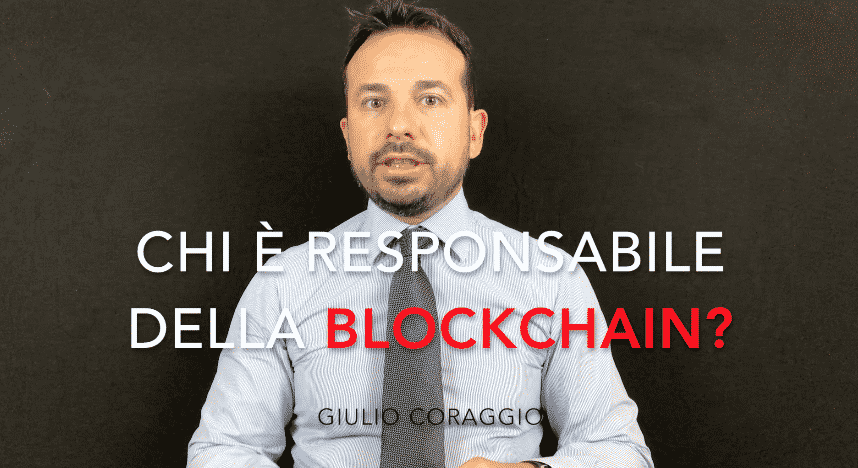 Photo of Chi è responsabile della blockchain?