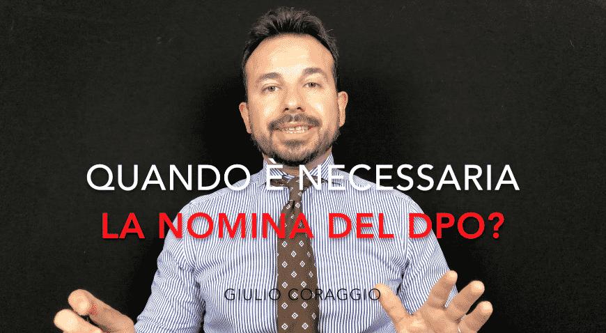 nomina DPO GDPR