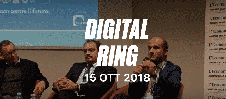 Photo of DLA Piper Digital Ring 2018 – il video dell'evento!
