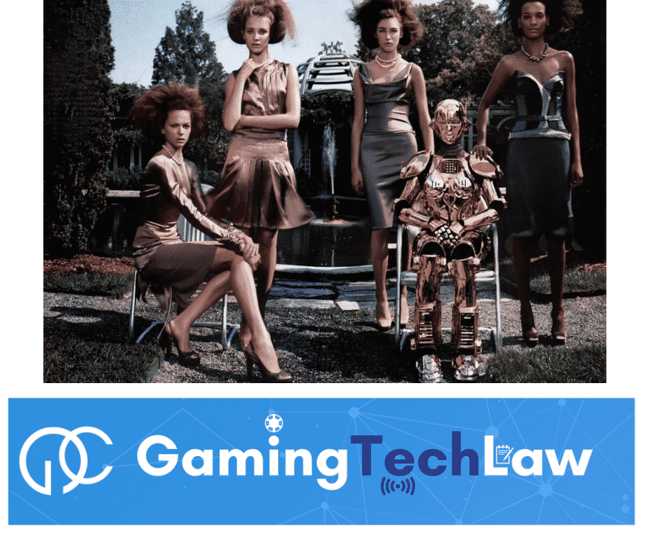 AI fashion legal issues