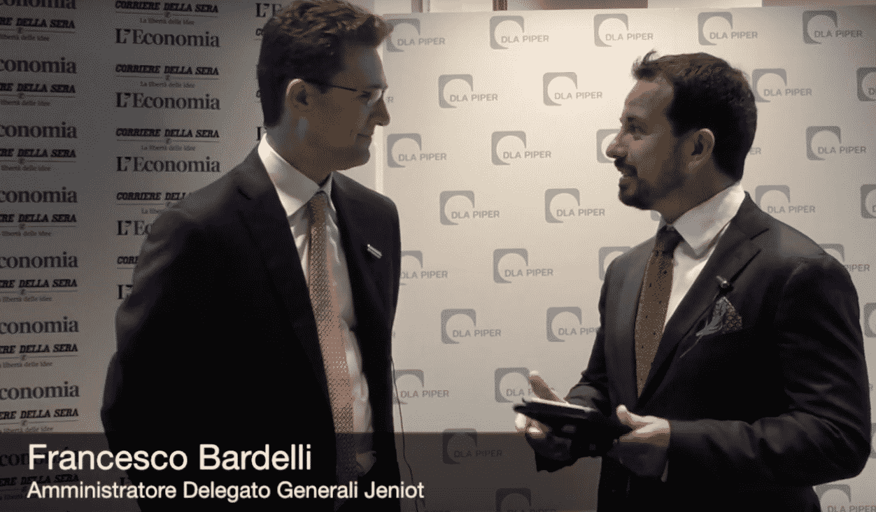 Photo of Intervista a Francesco Bardelli di Generali Jeniot | DLA Piper Digital Ring