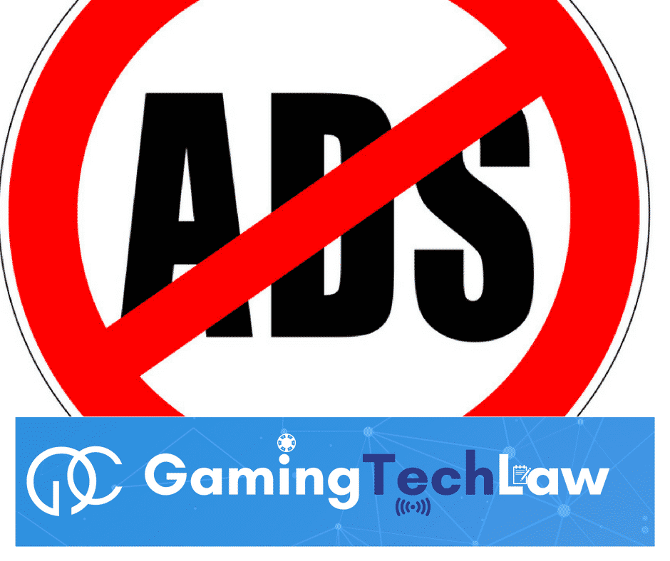 Questionnaire Italian gambling advertising ban