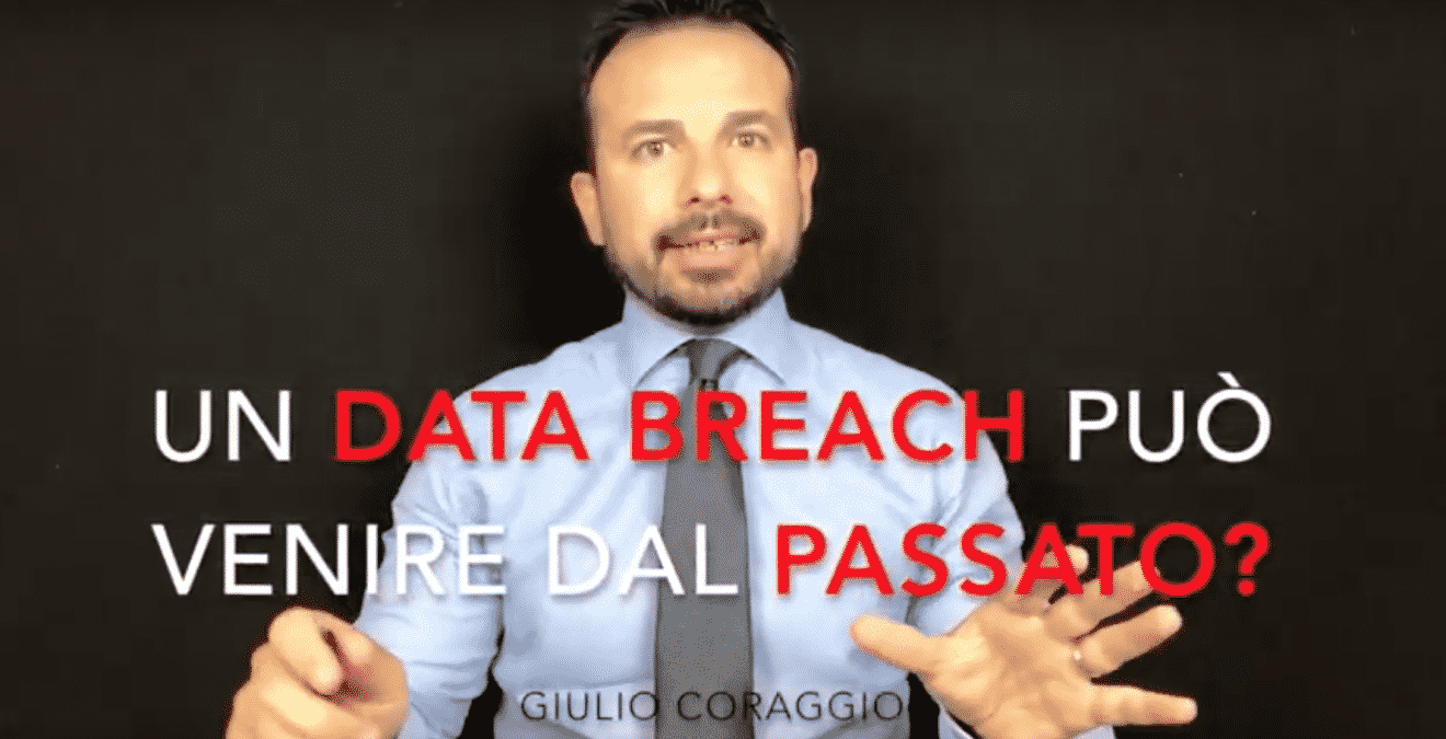 data breach prima GDPR