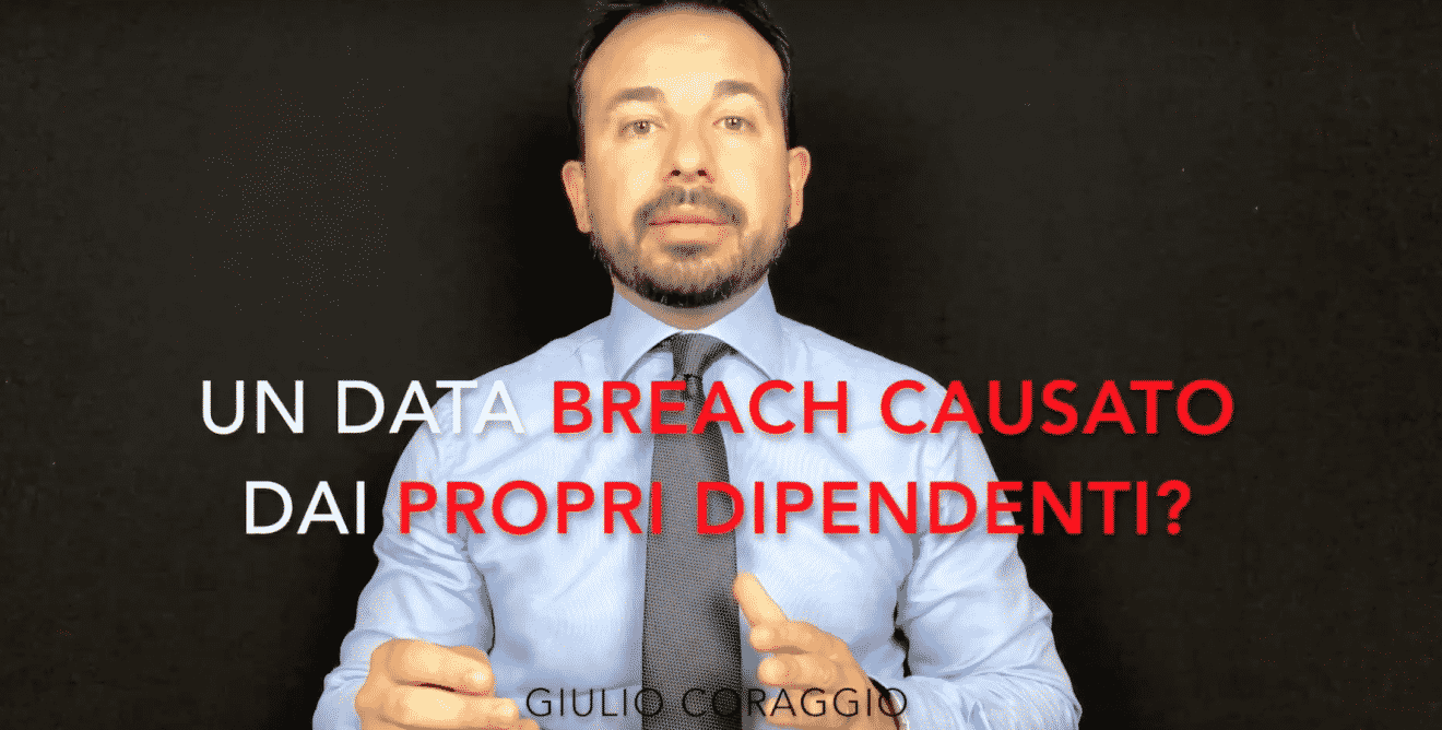 data breach dipendenti