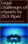 Legal challenges of eSports