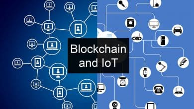 internet of things blockchain