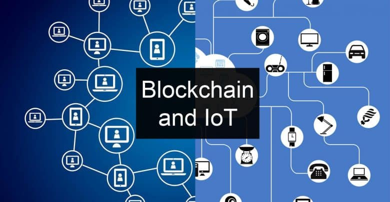 internet of things blockchain
