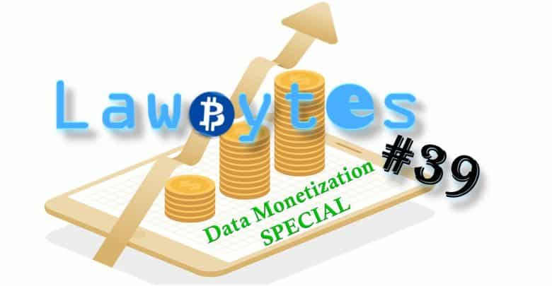 data ownership monetization