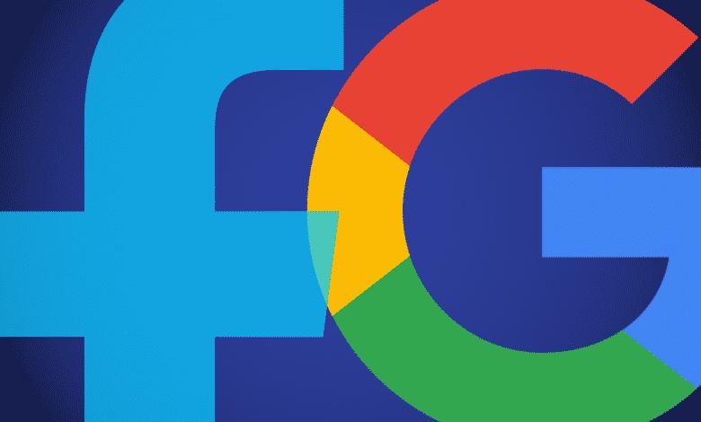 Google Facebook CJEU