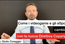 Photo of Come i videogame e gli eSports cambiano con la nuova direttiva copyright