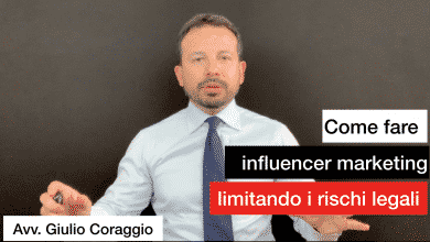 Photo of Come fare influencer marketing limitando i rischi legali