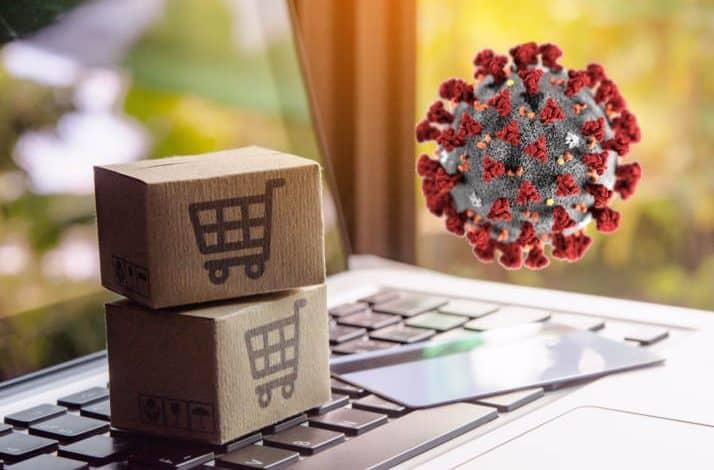 coronavirus Italy ecommerce