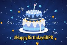 "Photo of #HappyBirthdayGDPR – It CANNOT be the year of the ""whatever it takes"""