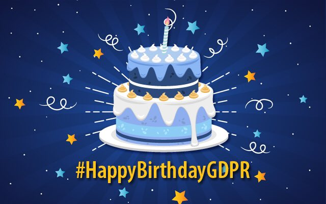 Birthday GDPR Covid