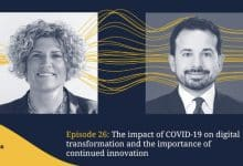 Photo of The impact of COVID-19 on digital transformation and the importance of continuous innovation with Rosy Cinefra of NTT Data